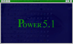 Power 5.1 Opening Screen